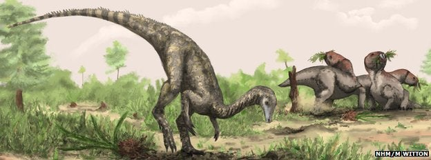 Scientists Might've Discovered World's Oldest Dinosaur