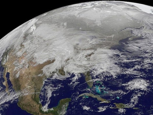 This Is Your Massive Snowstorm, America