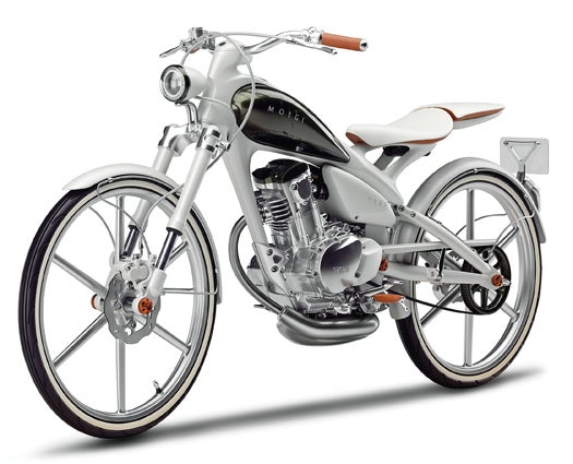 The Yamaha Moegi Demonstrates The Future of Fuel Efficiency