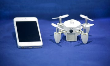 How It Works: A Self-Tracking Drone