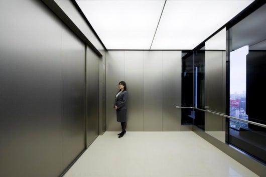 Behold, Japan's Largest Elevator