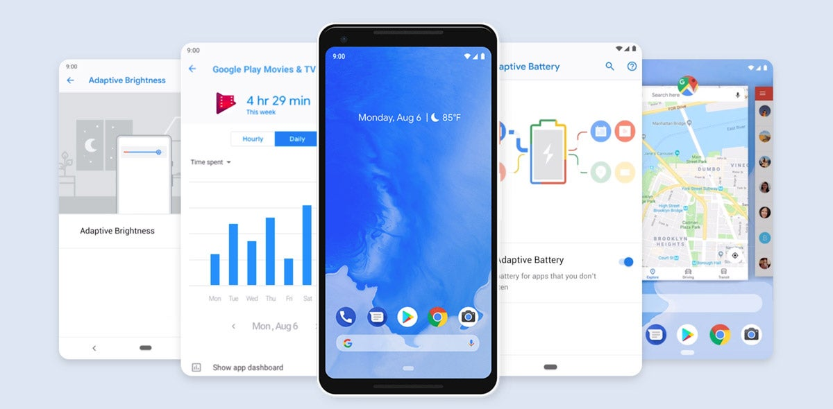 Android 9 Pie has officially arrived—here's what you need to know
