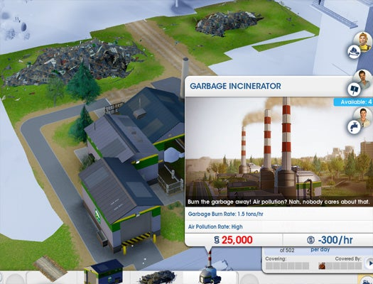 7 Signs SimCity's Creators Are Environmental Activists