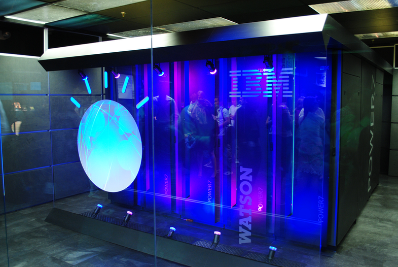 """IBM's Watson Is Bringing """"Cognitive Computing"""" to Customer Service"""