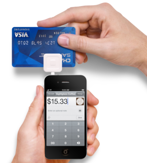 Square Mobile Credit Card Reader App Makes a Great Simple Money Launderer