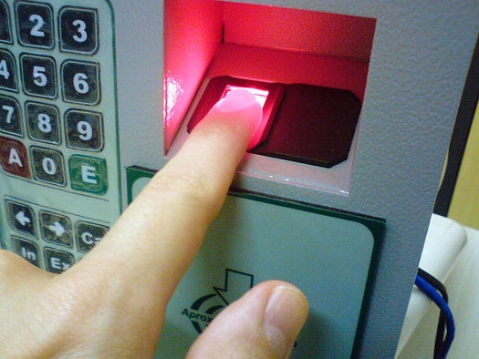 Poland Installs Europe's First Biometric Fingerprint-Scanning ATM Machine