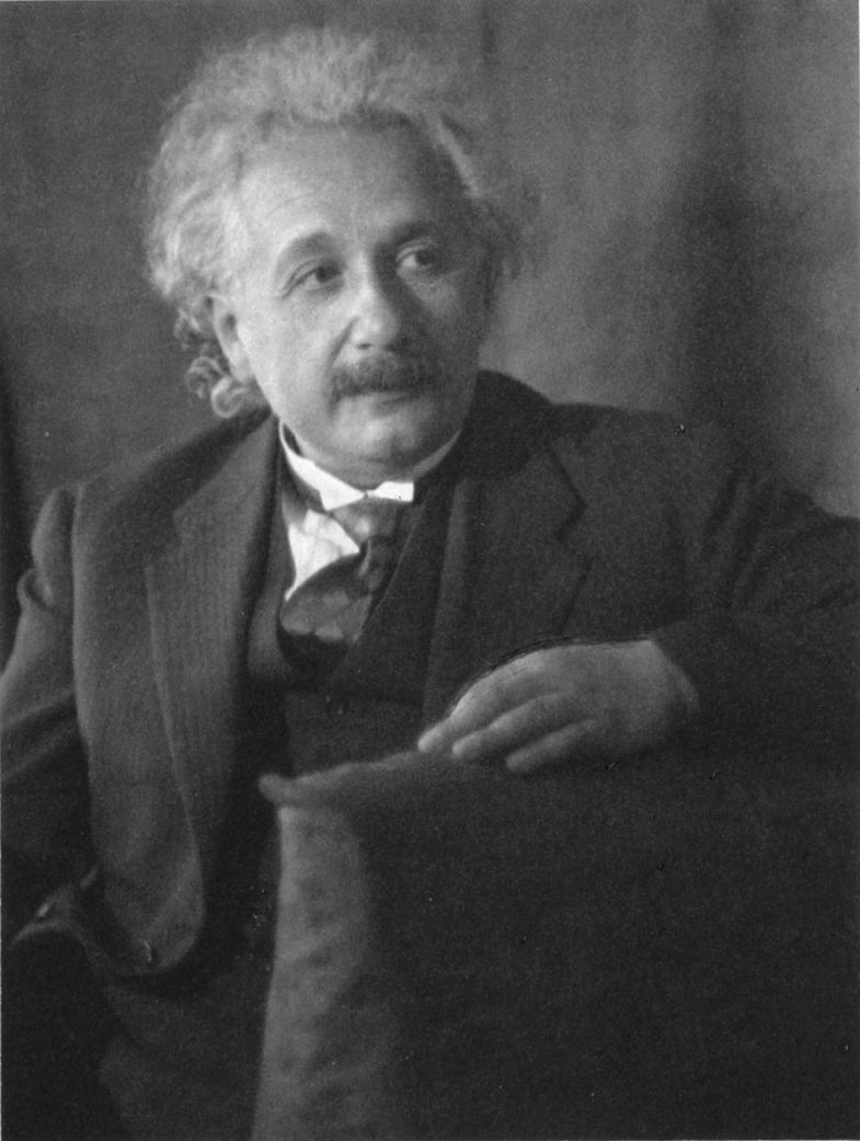 Are We Running Out Of Scientific Geniuses?