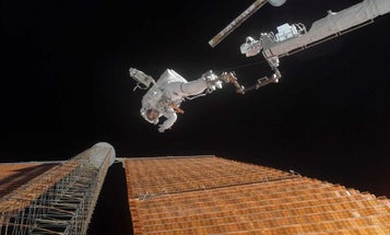From A Risky Spacewalk To The Top of Mount Everest
