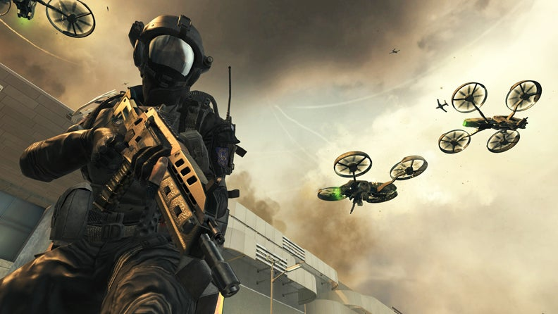 Pentagon: That Fictional Drone From That Unreleased Video Game Sure Looks Cool
