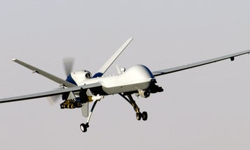 Air Force Shoots Down Runaway Drone Over Afghanistan