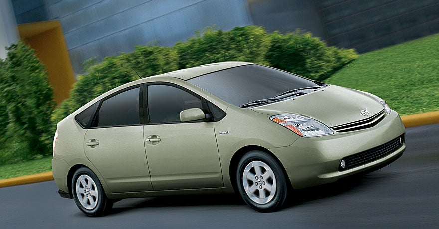 Surprise! Hybrid Sales on the Rise