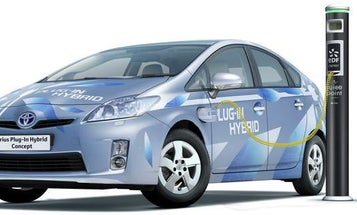 Toyota Plug-in Prius Concept to Debut at Frankfurt Auto Show