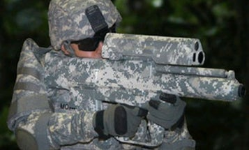 New Army Rifle Fires Laser-Guided Smart Bullets With Onboard Targeting Chips