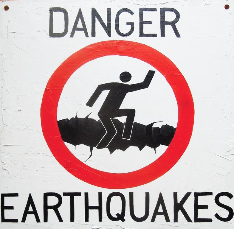 How To Be Part Of A World-Wide Earthquake Drill