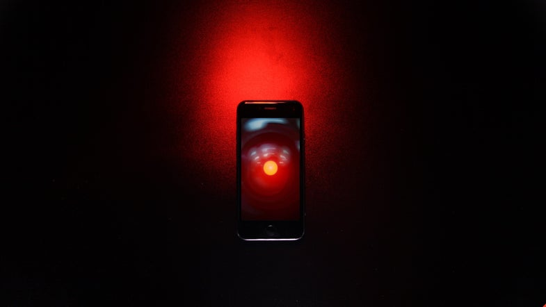 VIDEO: Siri talks to HAL 9000 about A.I. sexism