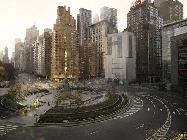 """Photo Artists Use Filter """"Normally Used by NASA"""" to Remove People From Crowded Urban Places"""
