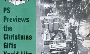 Archive Gallery: PopSci's Vintage Guide to Christmas Past