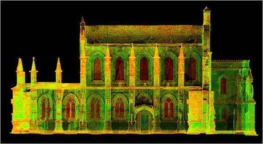 Laser-Wielding Scotsmen to Turn Landmarks into Holodeck Experiences