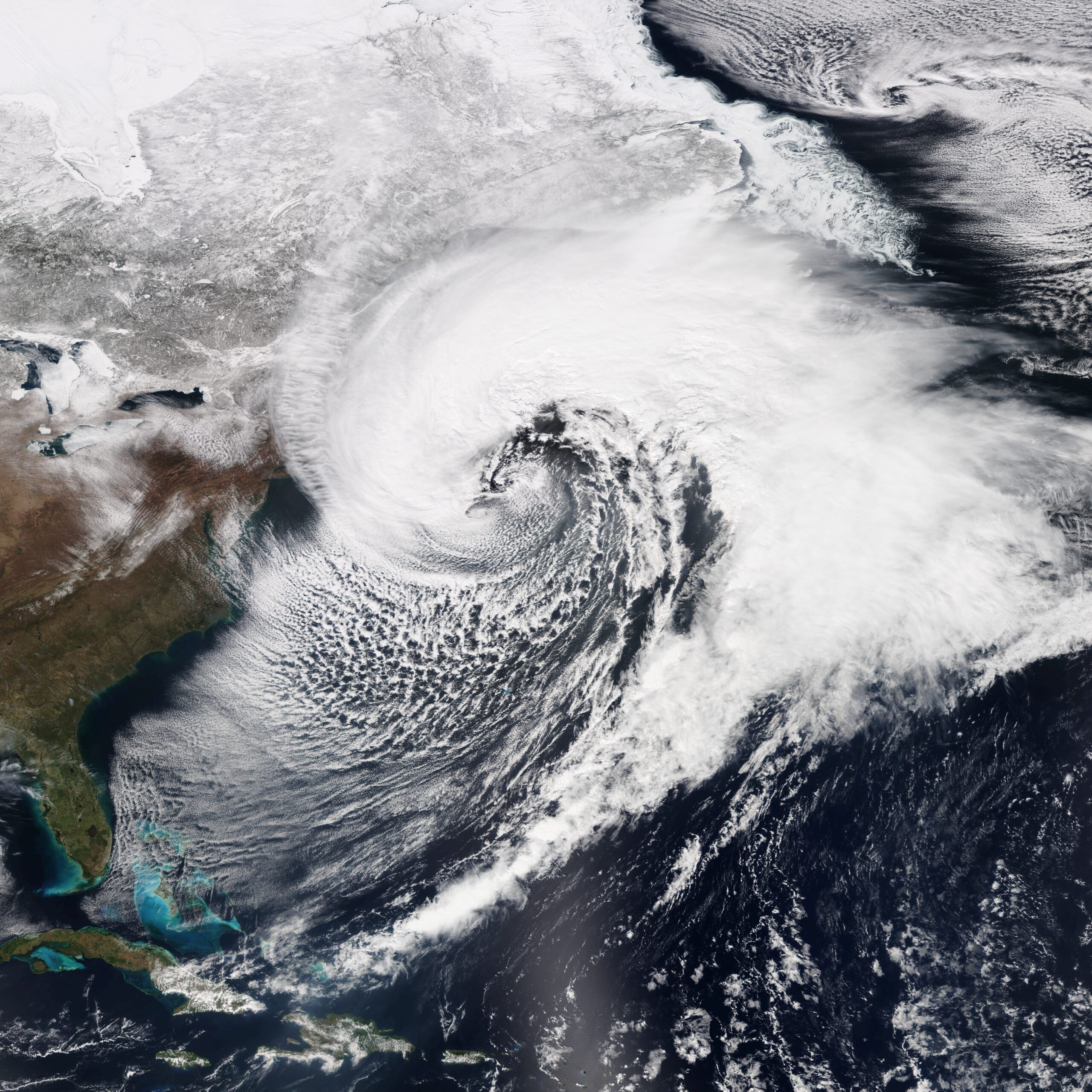 Why Nor'easters Can Be So Much Worse Than Normal Snowstorms