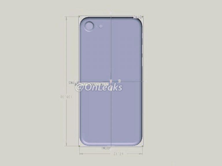 iPhone 7 Rumored Schematics