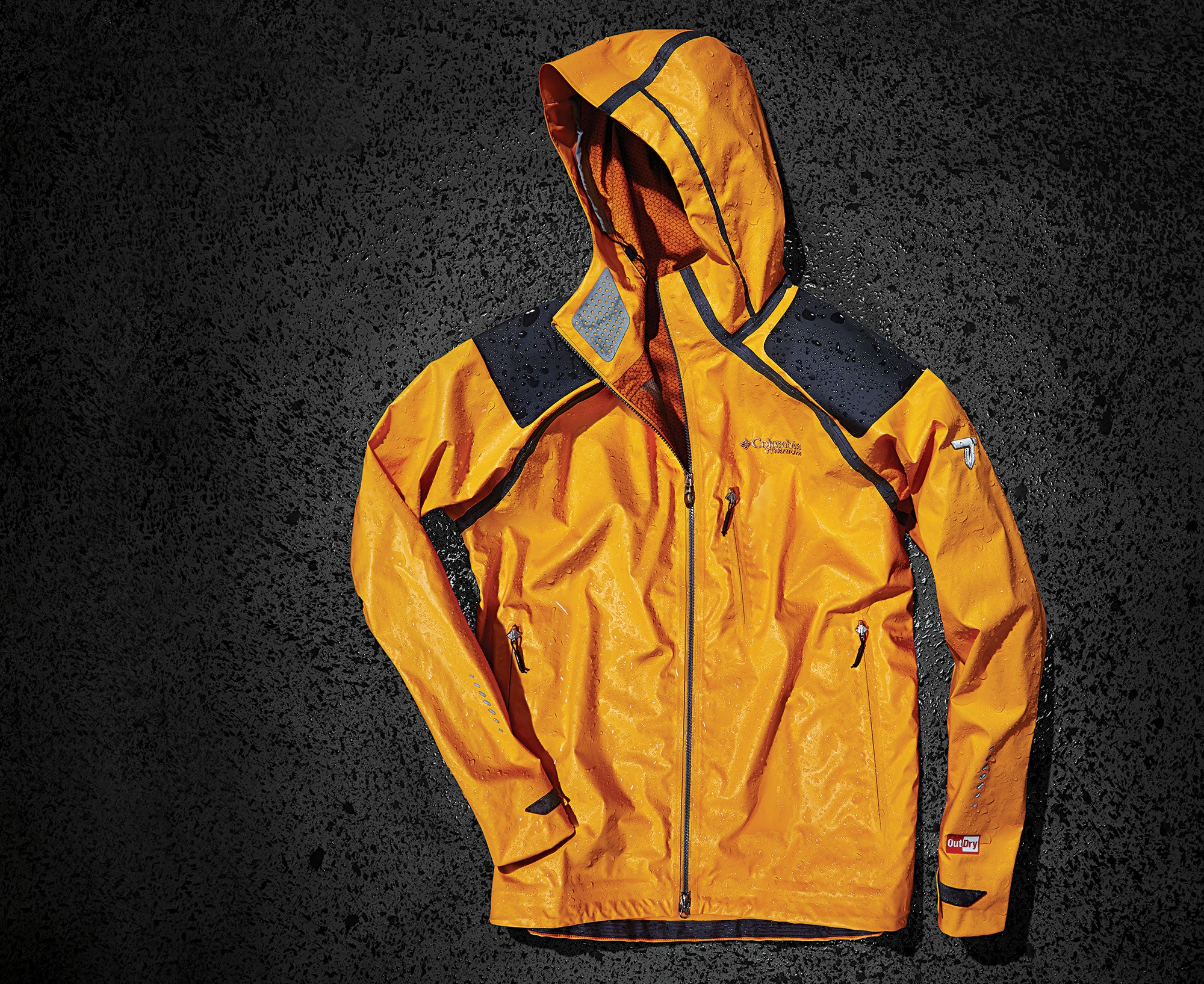 A Raincoat That Will Actually Keep You Dry