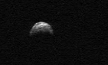 In November, A Massive Asteroid Will Fly Very Close To Earth
