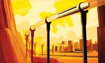 Hyped Up: Startups Race To Bring The Hyperloop To Life