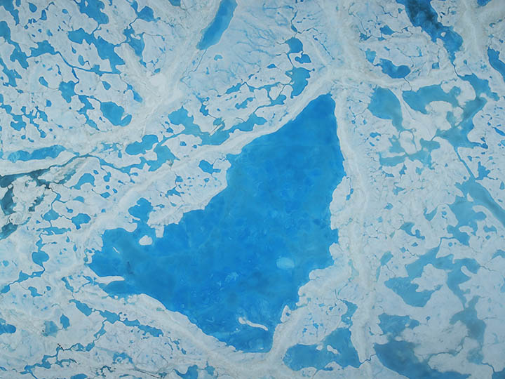A warming Arctic can actually make our winters colder