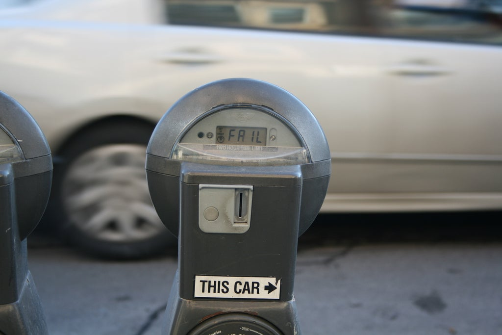 Australia Installs Parking Meters That Call the Cops When Your Time Runs Out