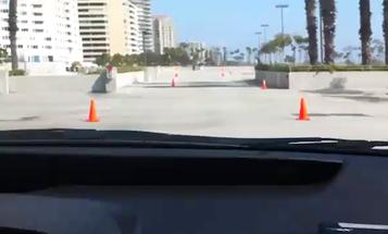 Video: Google's Self-Driving Car Performs Like a Precise Maniac