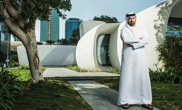 Oil won't last forever, so Dubai is betting big on science and tech