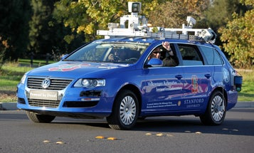 Hackers Can Trick Driverless Cars With A Handheld Laser