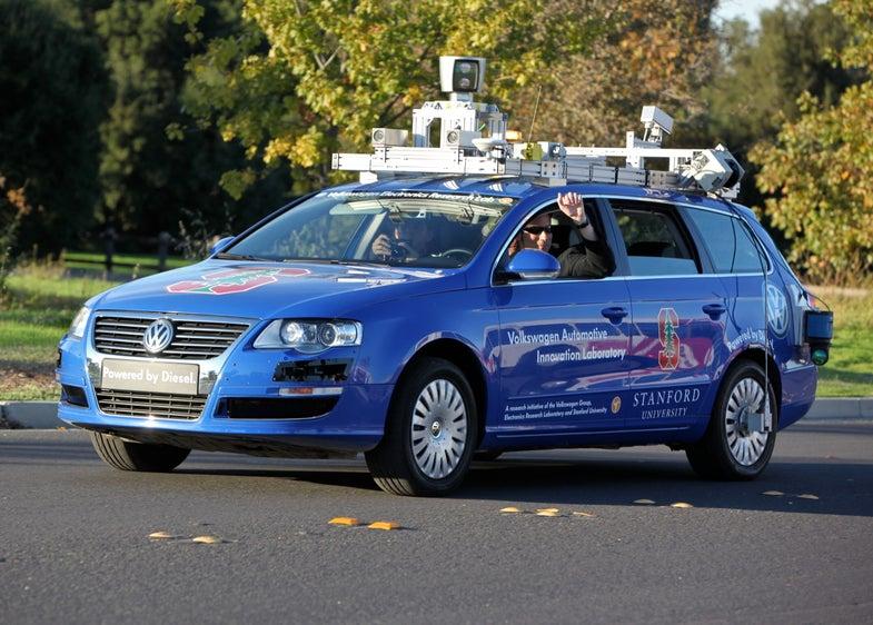 Obama Proposes $3.9 Billion For Autonomous Cars