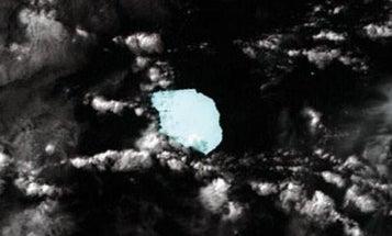 Largest Iceberg Seen in a Century Now Floating Toward Australia