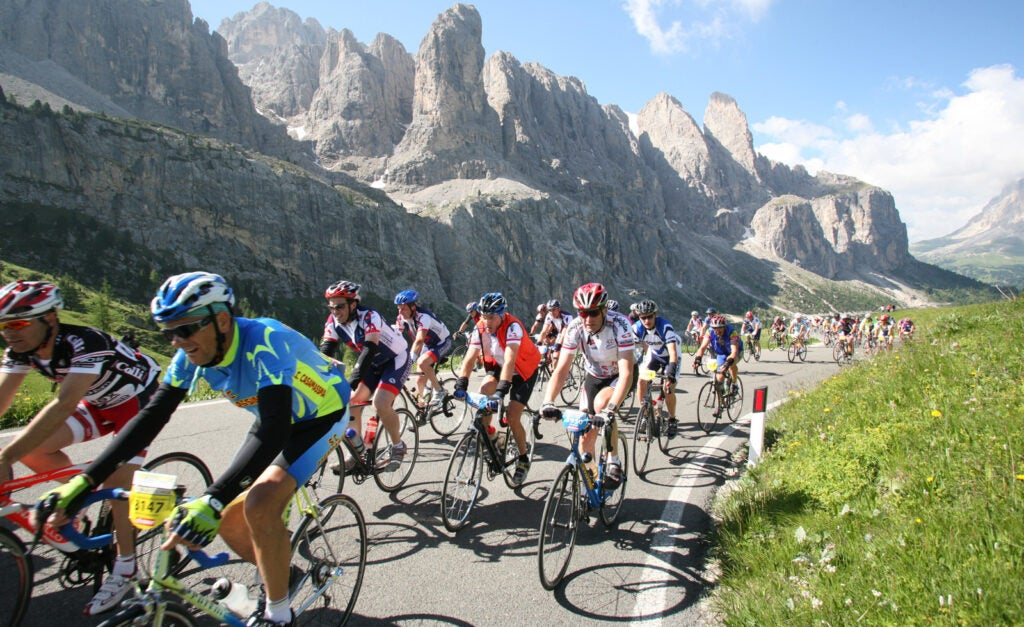 Dolomites Marathon