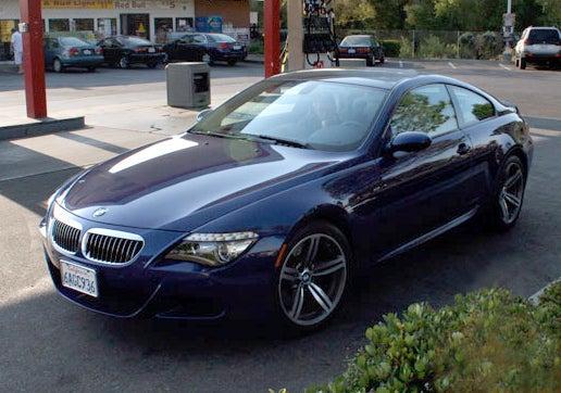 Test Drive: 2009 BMW M6
