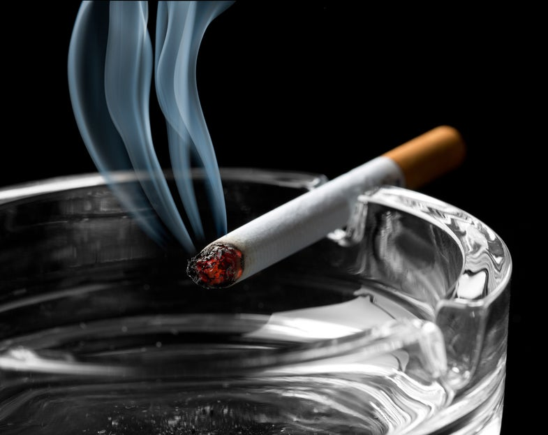 Teens who experience racism are way more likely to smoke