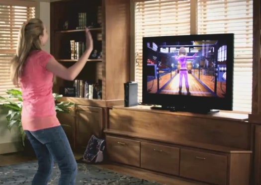 Kinect: Good With Kids, Bad With Couches