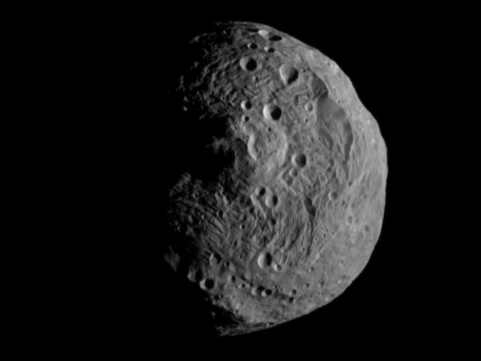 Dawn Spacecraft Successfully Enters Orbit Around Huge Asteroid