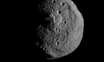 Dawn Spacecraft Successfully Enters Orbit Around Huge Asteroid
