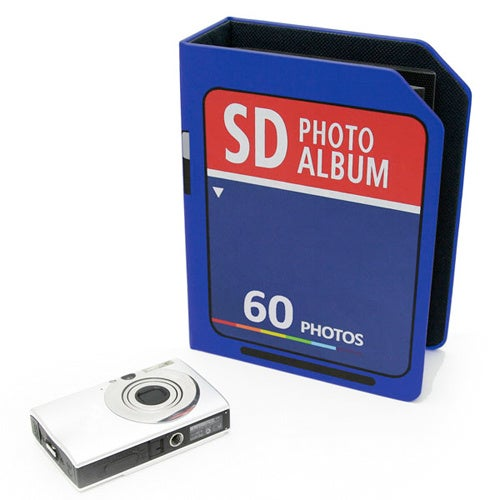 Meta Files: SD Photo Album Frees Pics from, Um, SD Cards
