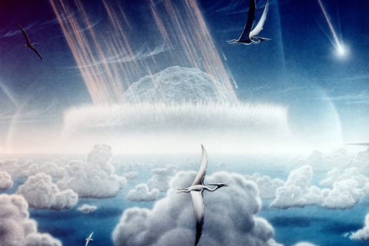 Did A Comet Kill The Dinosaurs?