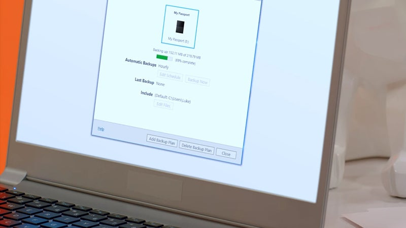 How to back up and protect all your precious data