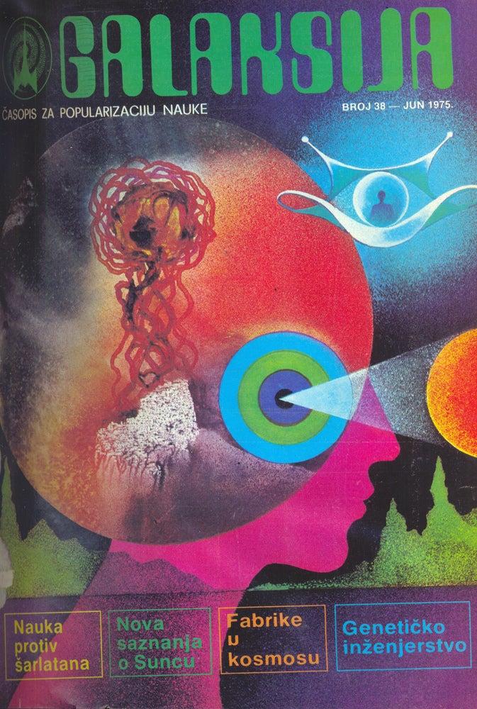 Yugoslavian Crazyscience Magazine Galaksija Shows the 1970s Balkan Vision of the Future