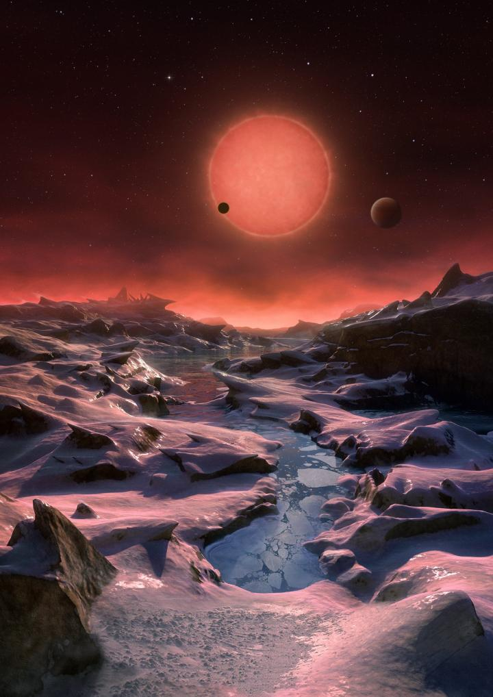 All The Habitable Planets (Ok, Just Three) Are Hanging Out Around This Ultracool Star