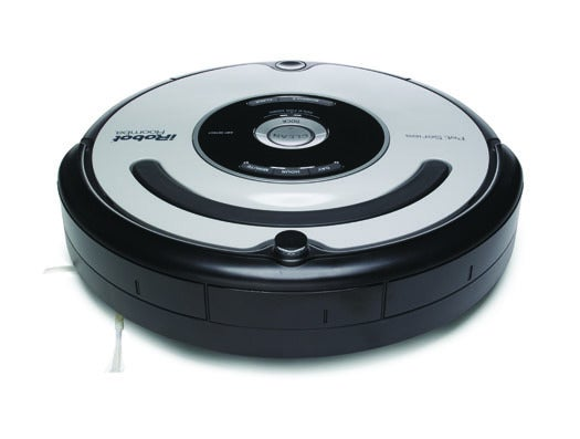 Sponsored Post: The iRobot Roomba and Scooba
