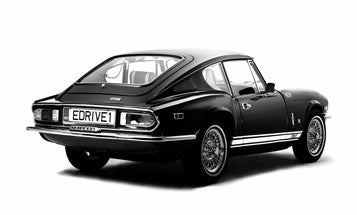 Classic Cars Get An Electric Upgrade From e-Drive Retro