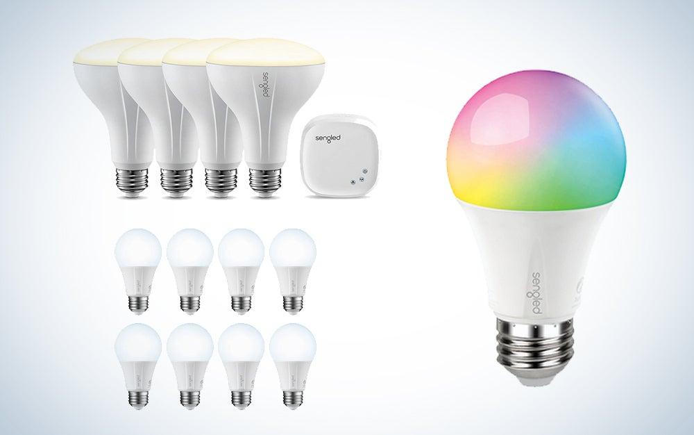 Sengled smart bulbs
