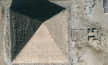 A Unique View of Egypt