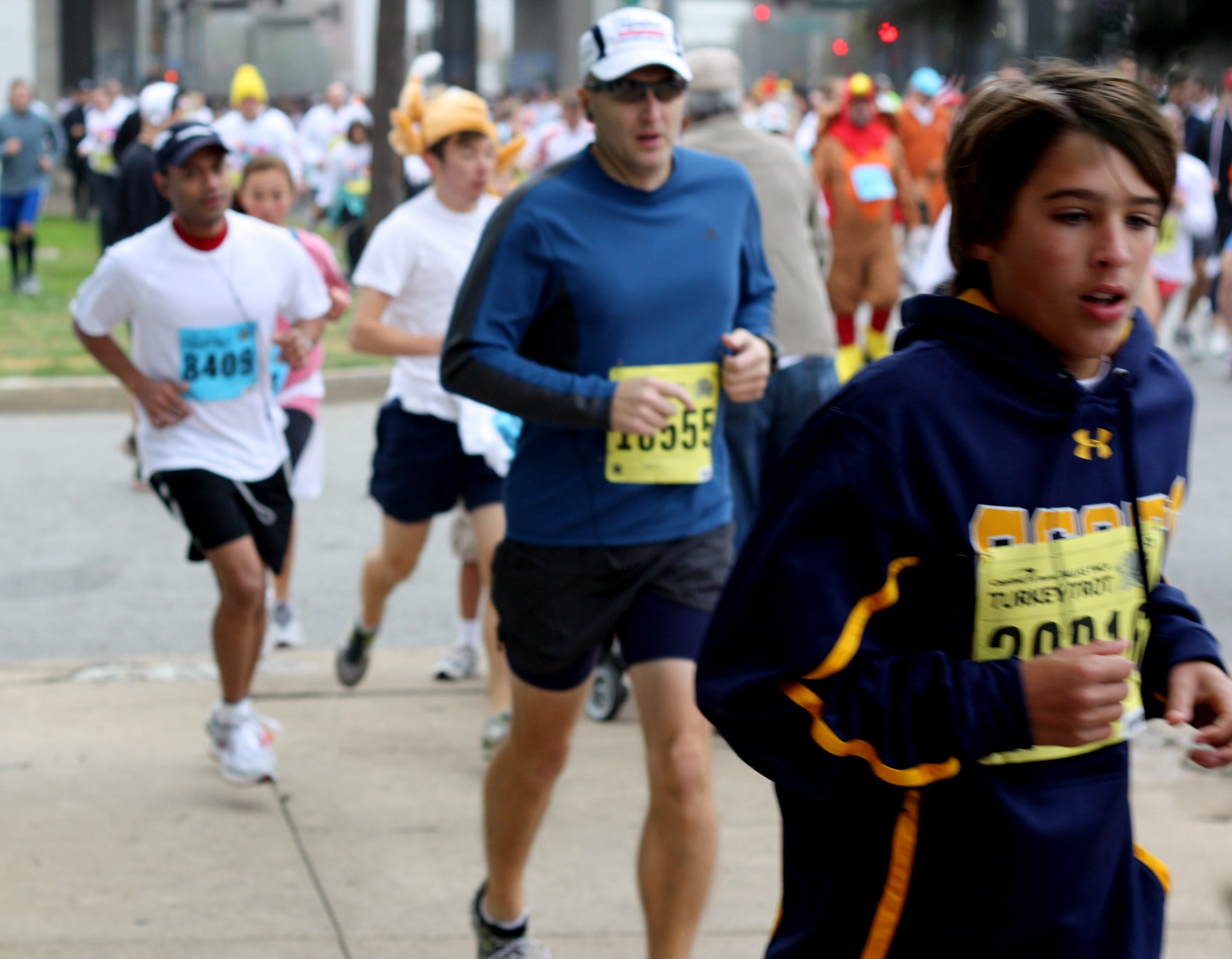 Your last-minute training guide to dominating this year's Turkey Trot